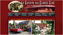 La cuverie de grands crus